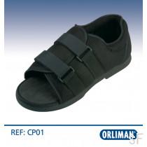 Zapato Postquirúrgico 1 Unidad