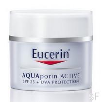 Eucerín Aquaporin Active SPF25+ UVA 50 ml