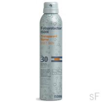 Isdin Transparent Spray Wet Skin SPF30