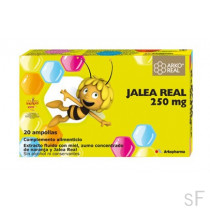 Jalea Real 250 mg - 20 amp. x 15 ml.