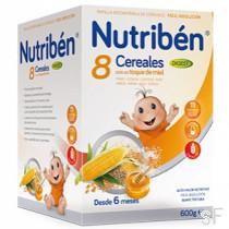 Nutriben 8 Cereales con Miel Bifidus