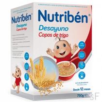 Nutriben Desayuno Copos de Trigo