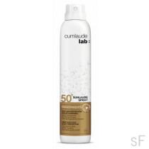 Cumlaude Sunlaude 50+ Spray Transparente 200 ml