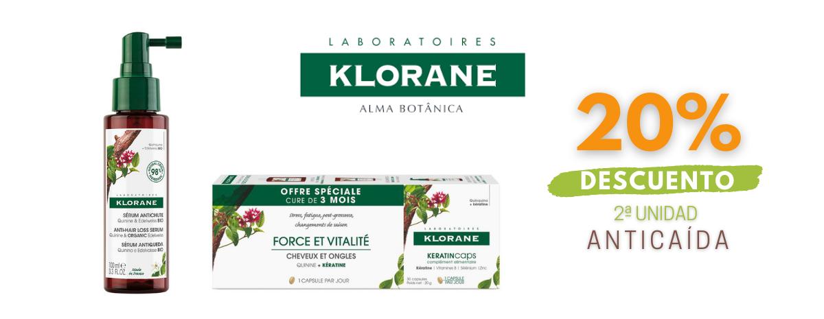 klorane anticaida