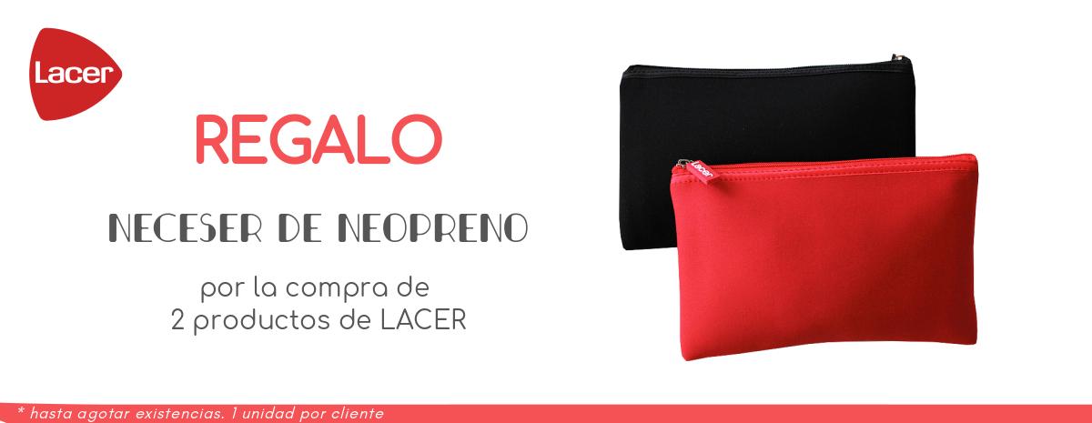 LACER / Regalo Neceser de Neopreno