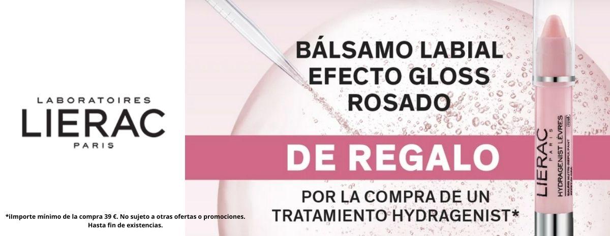 Hydragenist + REGALO gloss