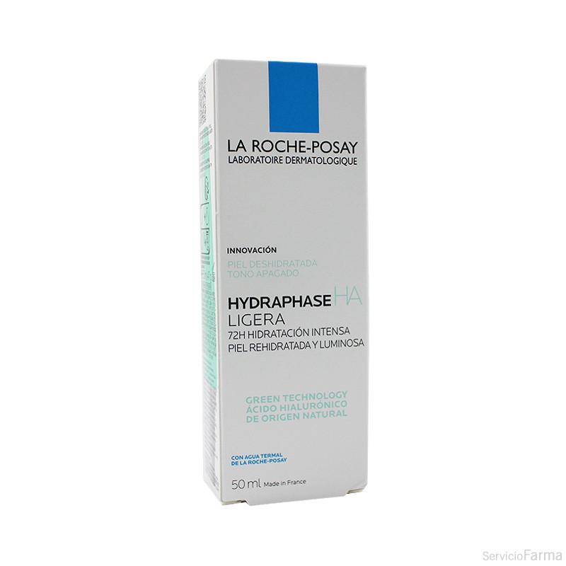 AHORA Hydraphase HA Ligera 72h Hidratación Intensa 50 ml La Roche Posay