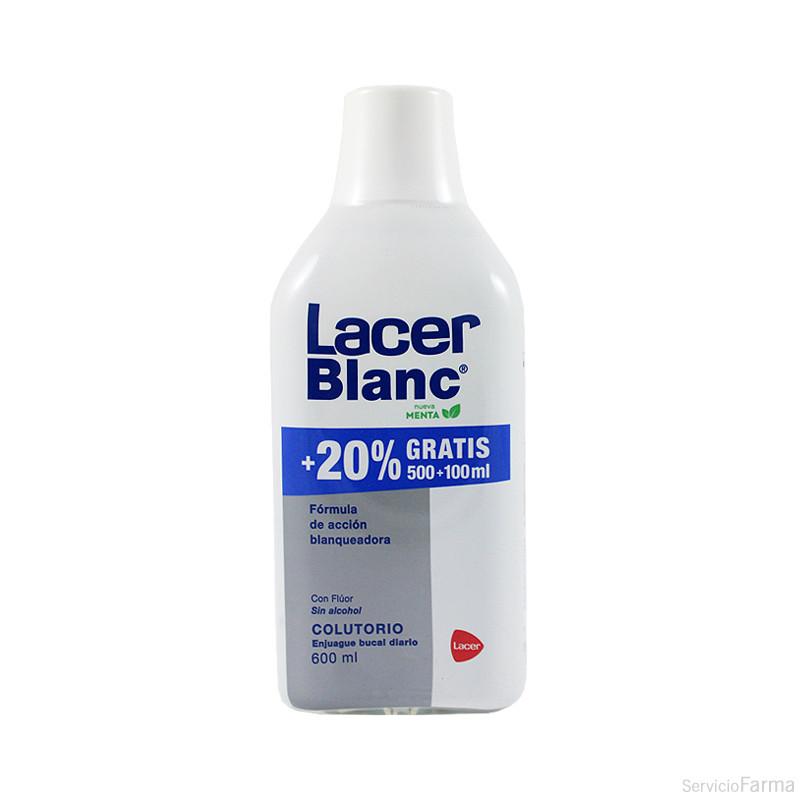 Lacer Blanc Colutorio Nueva Menta 500 ml