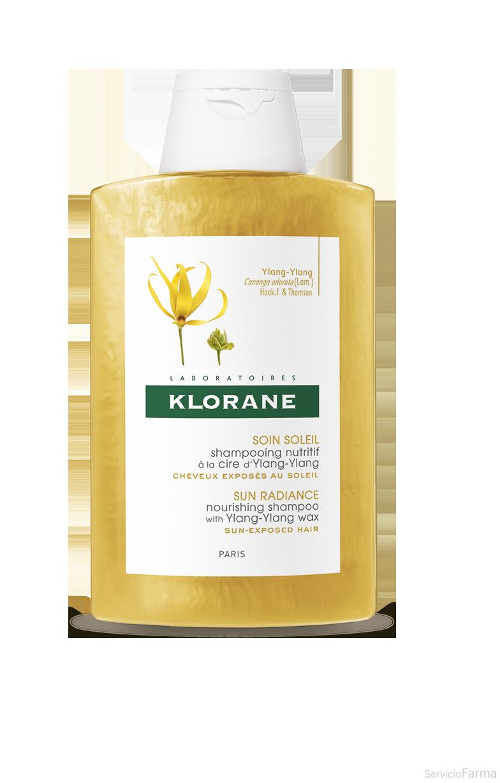 Klorane Champú nutritivo Ylang Ylang 100 ml