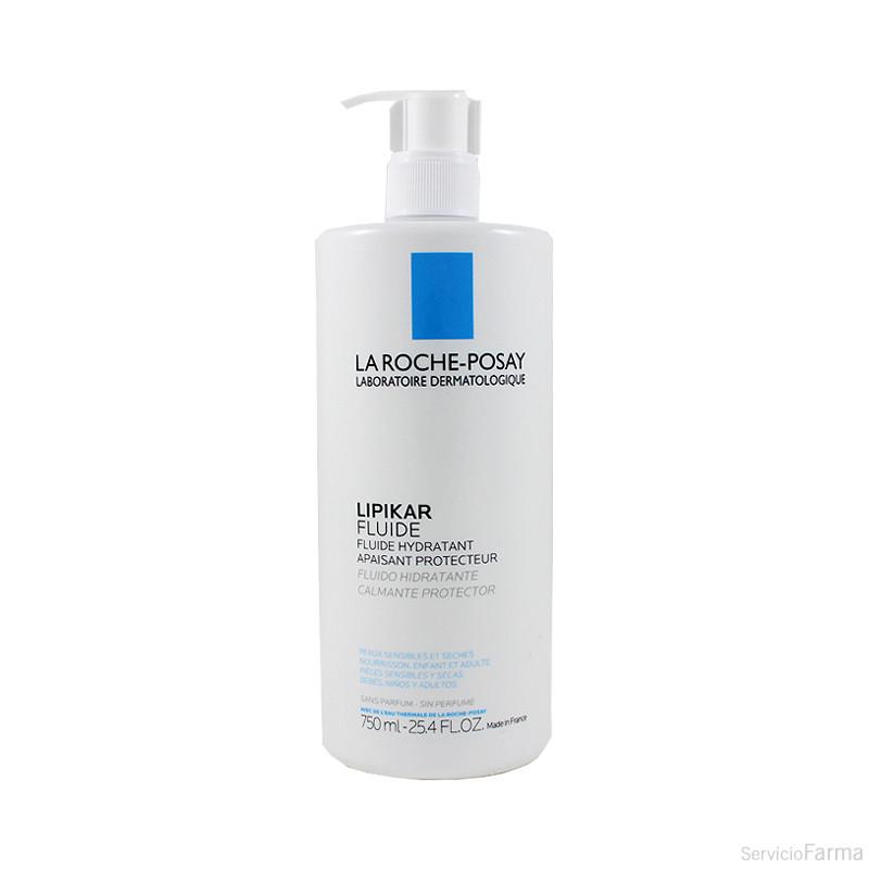 La Roche Posay Lipikar Fluido Hidratante 750 ml