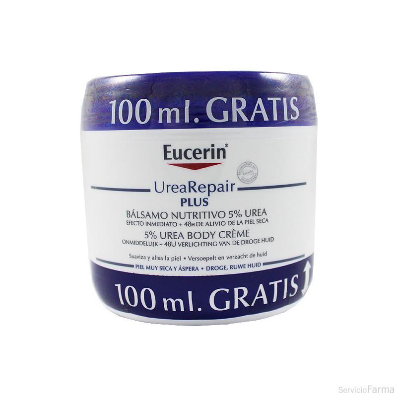 Eucerin Urea Repair Plus Bálsamo nutritivo 450 ml