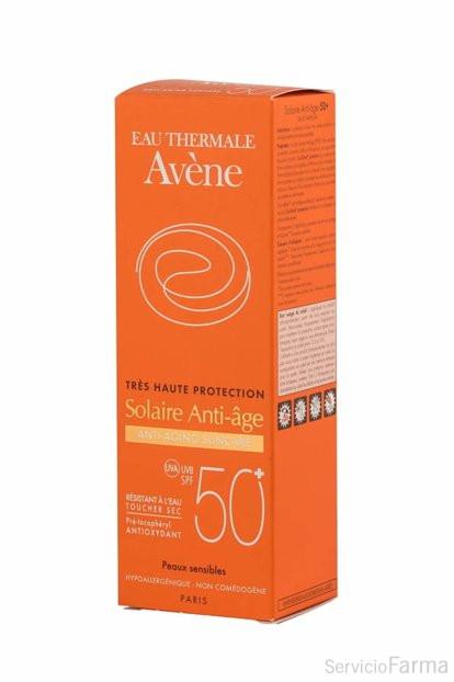 Avene Solar Antiedad SPF50+ 50 ml
