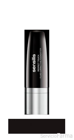 Sensilis Respect Touch Maquillaje fluido Piel grasa SPF30 30 ml