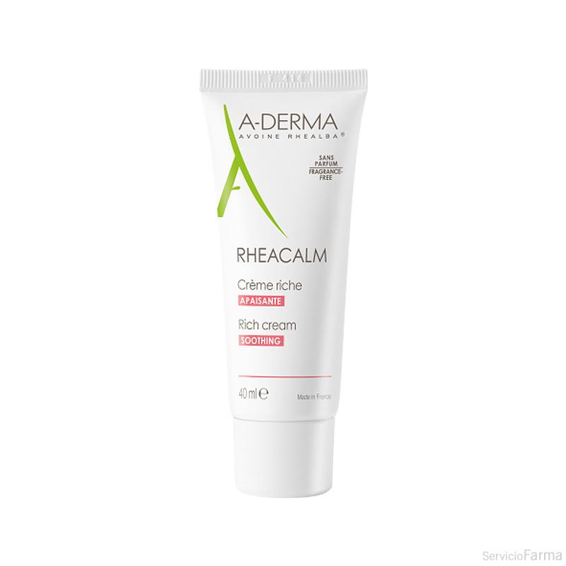 Aderma Rheacalm Crema Calmante Enriquecida 40 ml