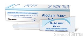 Aloclair Gel