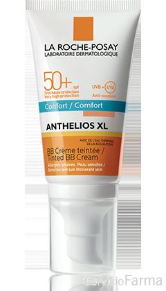 Anthelios XL SPF 50+ Crema BB CONFORT CON COLOR 50 ml
