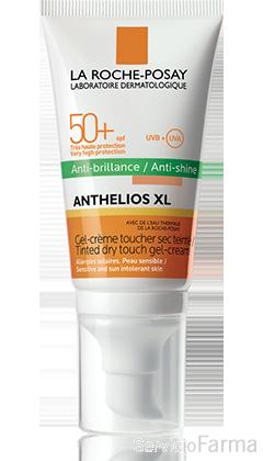 Anthelios XL SPF 50+ Gel-Crema Toque Seco CON COLOR 50 ml