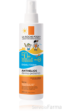 Anthelios Dermo-Pediatrics SPF50+ Spray invisible 200 ml La Roche Posay