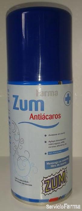 Farma Zum Antiácaros 300 ml