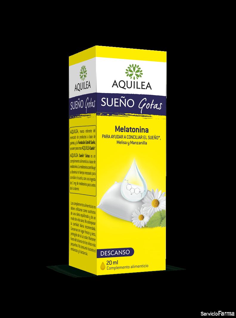 Aquilea Sueño Gotas Melatonina 20 ml