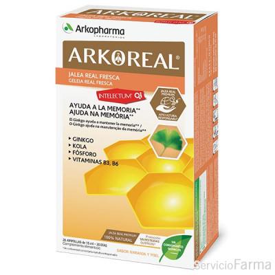 Arkoreal Jalea Real Intelectum