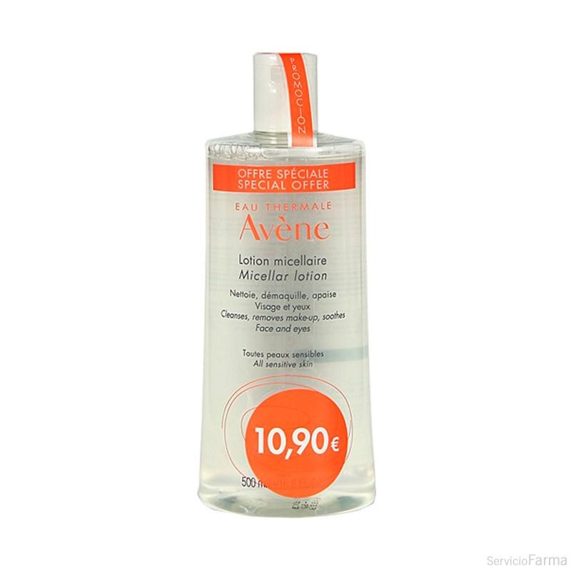 Avene Loción Micelar 500 ml