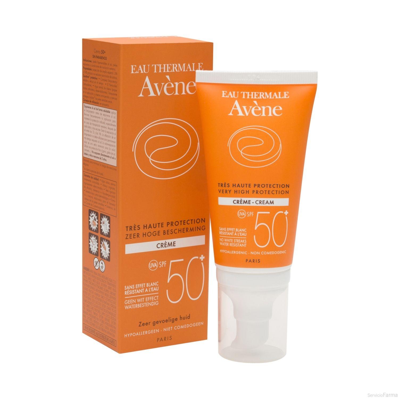 Avene Crema SPF50+ 50 ml