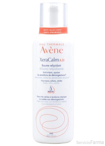 Xeracalm AD Bálsamo relipidizante estéril / Avene 400 ml