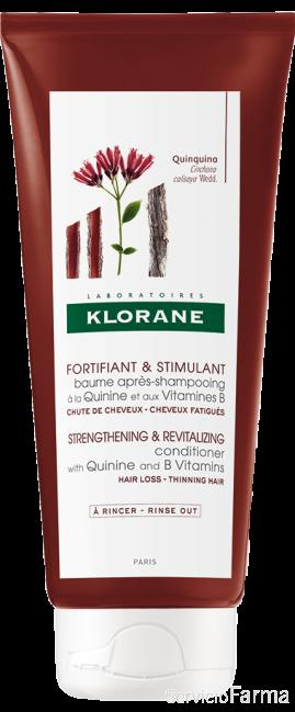 Klorane Bálsamo fortificante a la Quinina y Vitamina B 200 ml