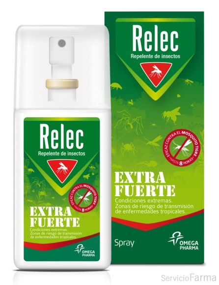 Relec Extrafuerte Spray