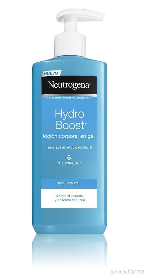 Hydra Boost / Loción corporal en gel - Neutrogena (750 ml)
