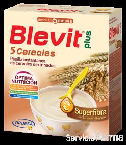 Blevit Plus Superfibra 5 Cereales