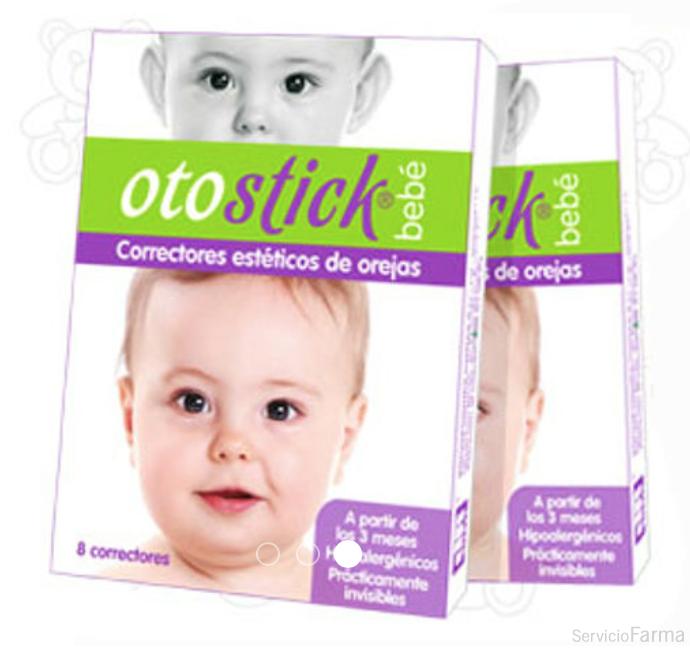 Otostick Bebé Corrector estético orejas