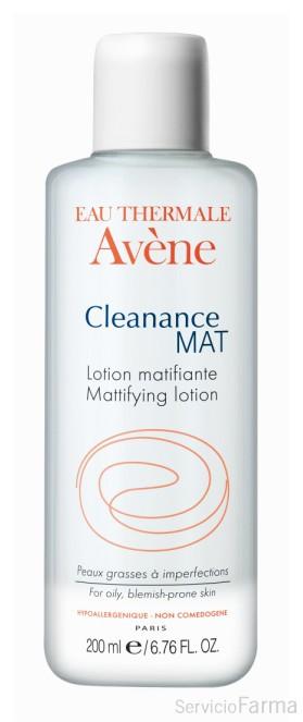 Avene Cleanance MAT Loción Matificante 200 ml