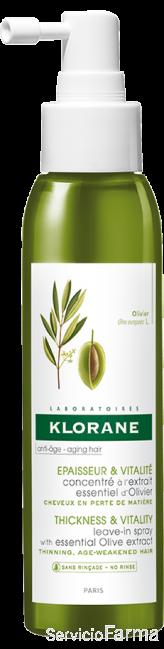 Klorane Concentrado Antiedad al extracto de Olivo 125 ml