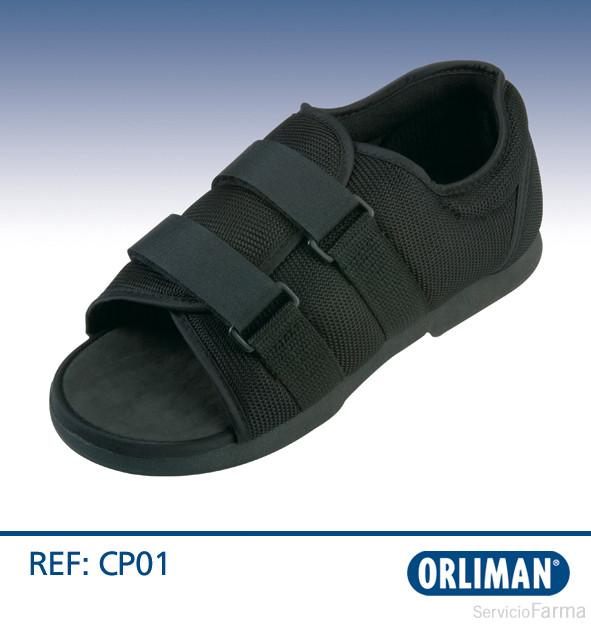 Zapato Postquirúrgico 1 ud - M