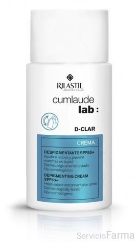 Cumlaude D-CLAR Despigmentante Crema