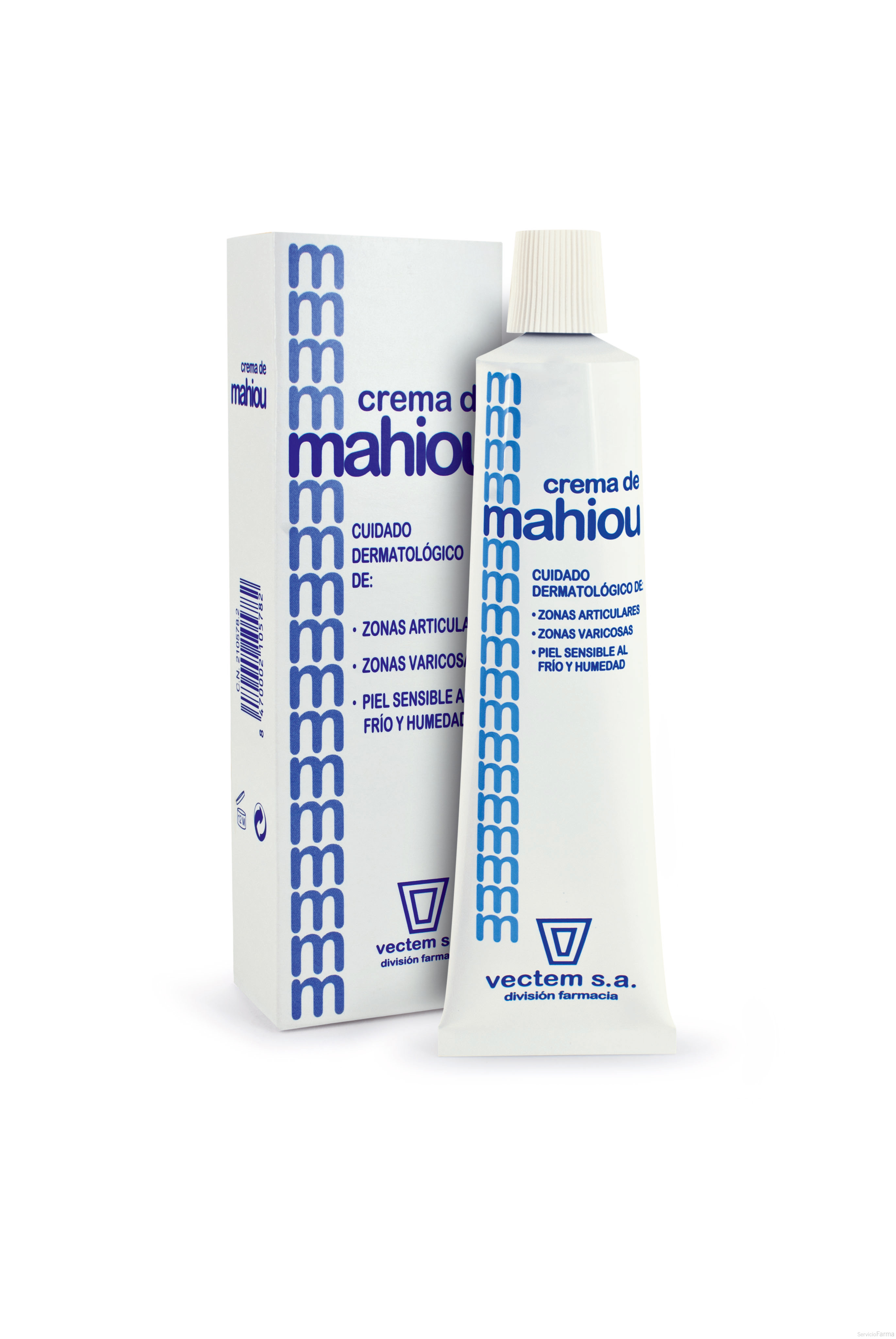 Crema de Mahiou