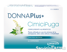 DonnaPlus + Cimicífuga 60 comp