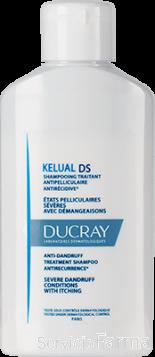 Ducray Kelual DS Champú Tratante Anticaspa Antirrecidivas