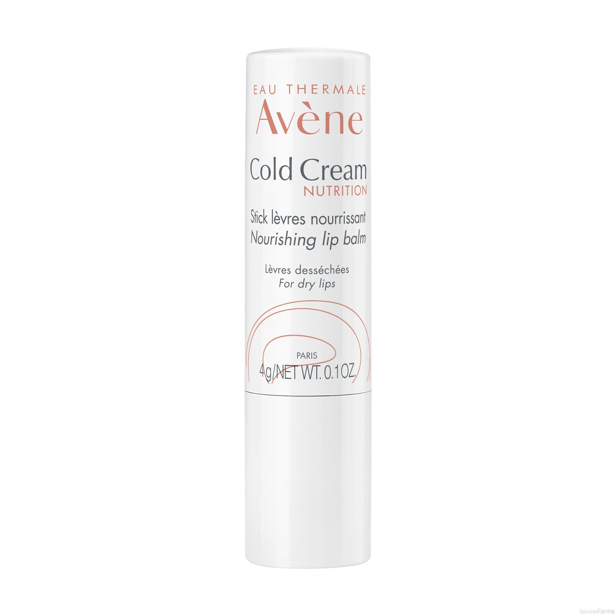 Avene Stick Labial Cold Cream 4 g