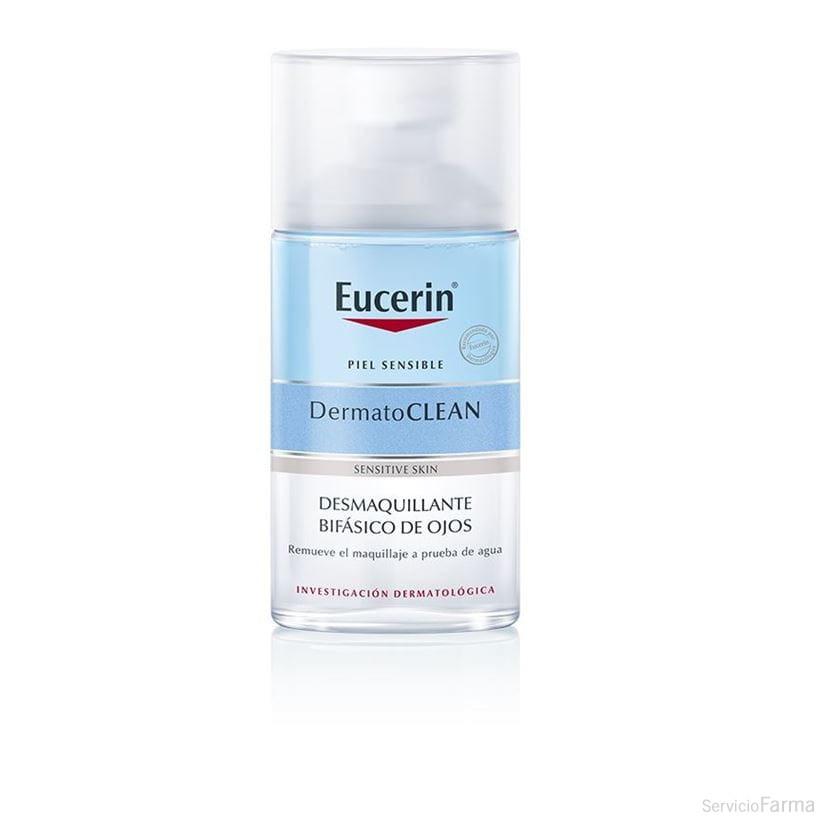 Eucerin DermatoClean Desmaquillante Micelar para Ojos 125 ml