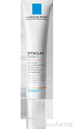 Effaclar Duo+ Unifiant Tono medio 40 ml La Roche Posay
