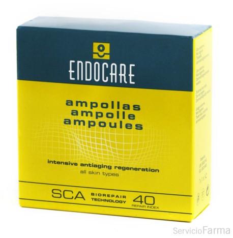 Endocare Ampollas 7 uds x 1 ml