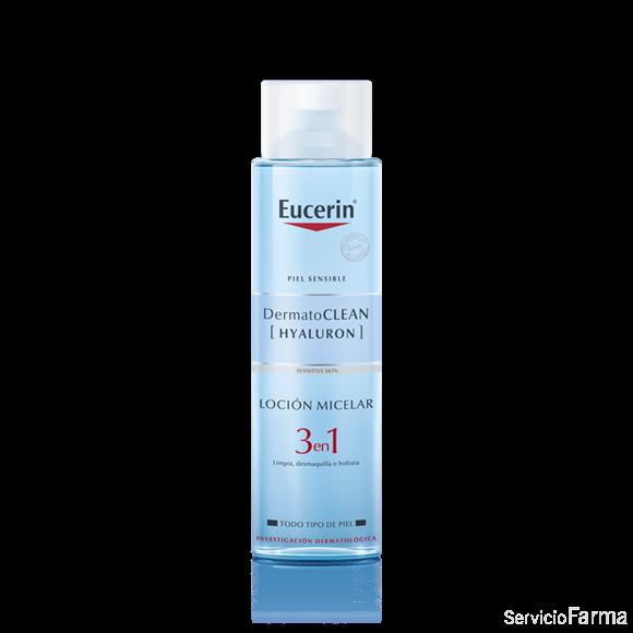 Eucerin DermatoClean Solución micelar 3 en 1 200 ml