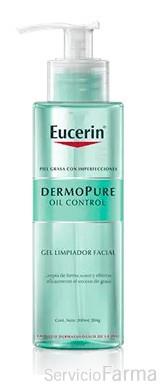 Compra Eucerin DermoPure Gel limpiador facial 200 ml en nuestra parafarmacia online. Amplia variedad de productos de Eucerin al mejor precio. Envío gratis.