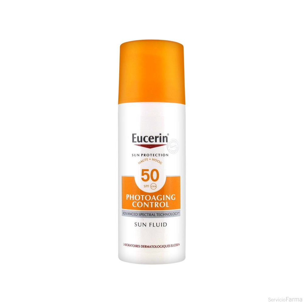 Eucerin Photoaging Control Sun Fluid SPF50 50 ml