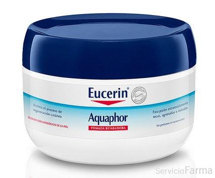 Eucerín Aquaphor Pomada Regeneradora 99 g.