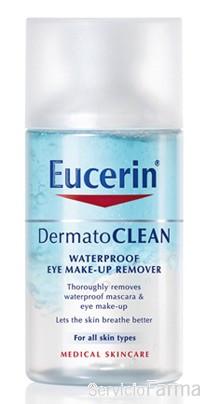 Eucerín Desmaquillante de Ojos 125 ml