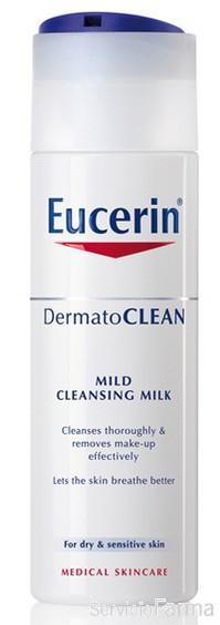Eucerín Emulsión Limpiadora Suave 200 ml